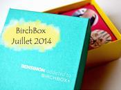 [Box] Birchbox juillet avec Bensimon