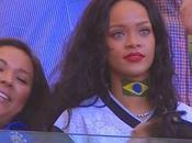 Coupe Monde Rihanna réagit face victoire l'Allemagne contre l'Argentine