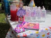 fête Mini Radieuse: princesse Sofia (DIY, Recettes Smash CAKE)