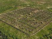 ancien camp militaire Romain découvert Carnuntum Autriche