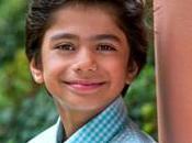 "Neel Sethi sera Mowgli dans l'adaptation live livre Jungle""."