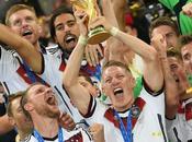 L'Allemagne championne monde pour fois