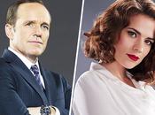 "Comic-Con 2014 poster pour ""Agents SHIELD"" ""Agent Carter"""