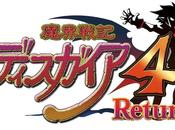 Disgaea Promise Revisited Disponible août 2014 France PlayStation Vita