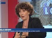 Gaza Michèle Sibony donne leçon magistrale journalistes