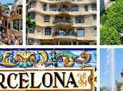 Barcelone ville riche surprises
