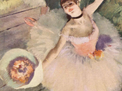 bvckies: Dancer with Bouquet Flowers, Edgar Degas...