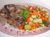 Recette Couscous marocain thermomix d'agneau légumes