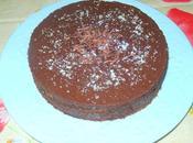 tout chocolat (gâteau moelleux mousse)