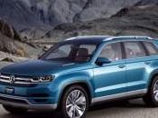 Volkswagen nouveau pour l'Amérique Nord