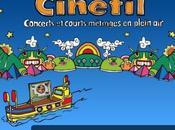 Festival Cinefil concerts courts métrages Lyon, août 2014