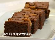 Brownies Beurre d'Arachide Lorraine Pascale. Wheat free peanut butter brownies.