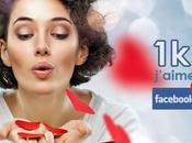1000 j'aime FACEBOOK pour Dinovia