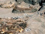 site funéraire d'une culture inconnue découvert Pérou
