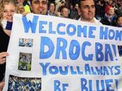 Chelsea Didier Drogba, retour