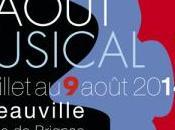 Août Musical Deauville
