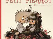 Petit Pierrot tome étoiles plein yeux Alberto VARANDA
