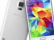 Test smartphone Samsung Galaxy