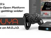 Ouya arrive micro-console M.O.J.O pour Android Catz