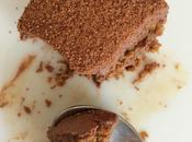 Tiramisu chocolat vegan sans gluten