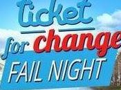 Ticket Change Prêt pour grand départ