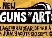 Juin Guns Line