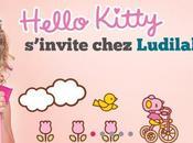 J'ai testé étiquettes Hello Kitty Ludilabel CONCOURS