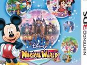 Découvrez votre propre royaume Disney dans Magical World Nintendo octobre