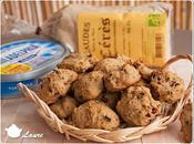 Cookies salés gaudes Philadelphia