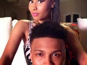 Nicki Minaj August Alsina tournent clip Love""