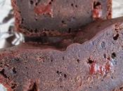 Cake chocolat poivron rouge
