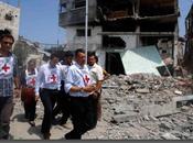 président CICR Gaza