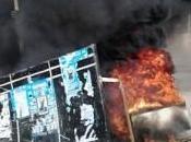 Mascara: Protestation jeunes chômeurs devant siège wilaya