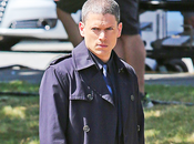 Flash photos Wentworth Miller tournage