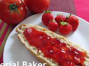 Confiture fraise-tomate