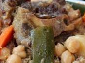 Recette couscous marocain poulet