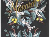 Illustrations florales papeterie Anna Bond