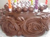 Layer cake, tout choco