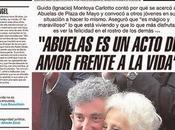 liesse l'agitation médiatique continuent autour plus célèbre grand-mère d'Argentine [Actu]