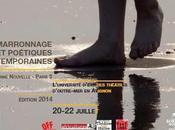 Marronnage poétiques contemporaines, Université d'été Théâtres d'Outre-Mer Avignon