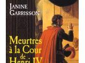 Meurtres Cour Henri