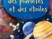 livre planètes étoiles