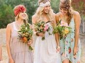 mariage bohème hippie chic