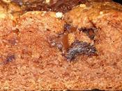 Cake cacao poudre sucré, pralin chunks chocolat noir (sans oeuf)