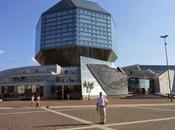 visite Bibliothèque nationale Biélorussie Minsk