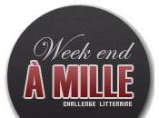 Bilan challenge Week Mille
