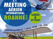 21eme Meeting aérien international Roanne