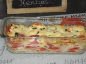 Lasagnes tomate basilic