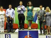 Échecs Nîmes podium Championnats France