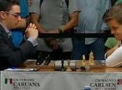 Echecs Caruana Carlsen